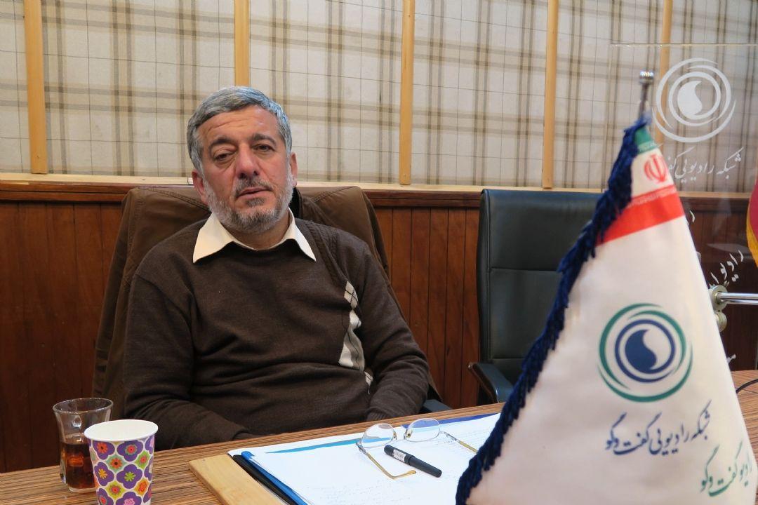دکتر محمد قنداقی(رئیس دفتر کرسی های نظریه پردازی دانشگاه دفاع ملی)