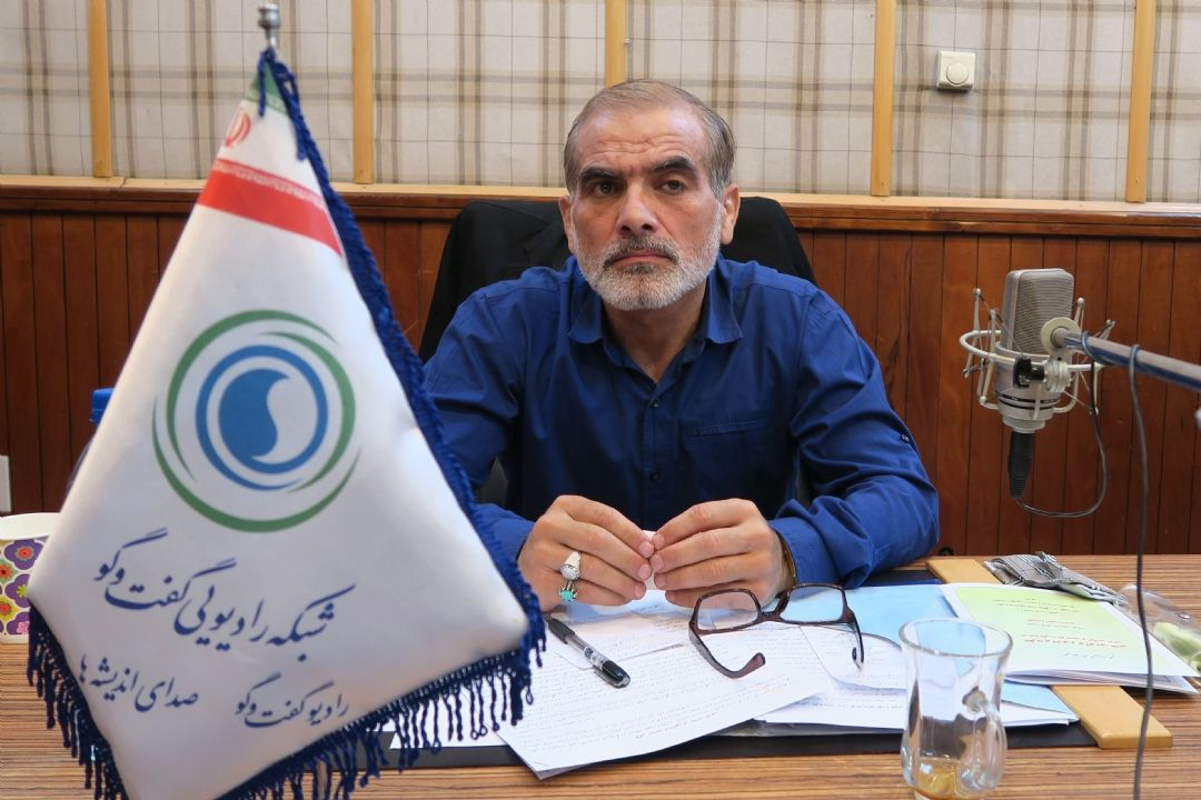 دکتر مجید زین الدینی(معاون دفتر کرسی های نظریه پردازی دانشگاه دفاع ملی)