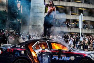 سایه اعتراضات امریکا بر انتخابات2020
