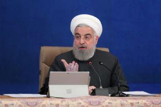 روحانی: هدف دولت تهیه تامین و ساخت یک واکسن مطمئن است