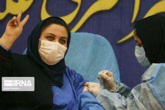 مینو محرز: هموطنان با خیال راحت واکسن ایرانی کرونا بزنند