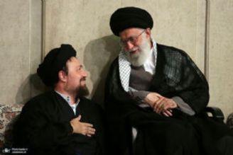 توصیه رهبر انقلاب به سید حسن خمینی برای عدم ورود به انتخابات/ «حسن آقا» قطعا تصمیمی برای نامزدی ندارد