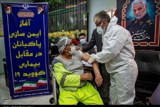درخواست وزیر بهداشت برای عزل و معرفی مدیران متخلف آبادانی درپی سوءاستفاده از سهمیه واکسن پاکبانان