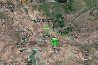 زلزله 4.2 ریشتری تبریز را لرزاند