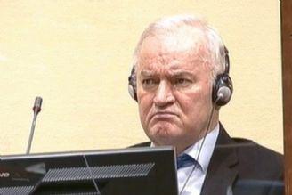 حکم حبس ابد برای «قصاب سربرنیتسا» تأیید شد